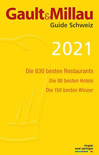 GaultMillau Guide Schweiz 2021