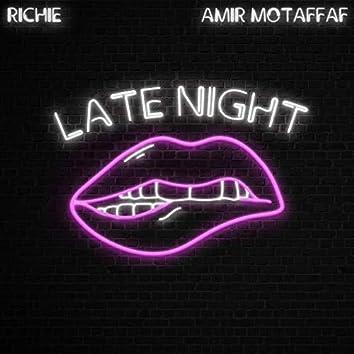Late Night (feat. Amir Motaffaf)