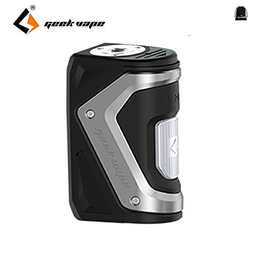GeekVape Aegis Squonker 100W TC Box MOD with The Latest AS-100 chip Squonking e-Cigarettes Vape No Nicotine, No E Liquid (Silver)