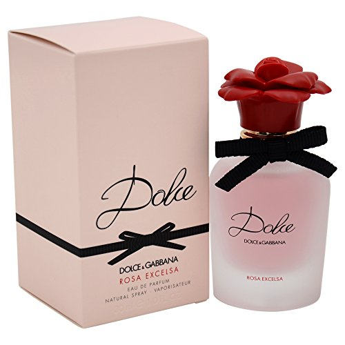 Dolce & Gabbana Rosa Excelsa Eau de Parfum Spray, 1 Fluid Ounce