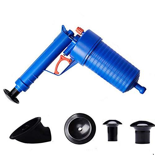 パイプクリーナー 加圧式吸引ポンプ エア圧力排水ポンプパイプ トイレ浚渫 パイプ掃除機 排水口クリーナ 水槽疏通ツールー 詰まり解消 洗面所 排水溝 キャップ付き 真空式