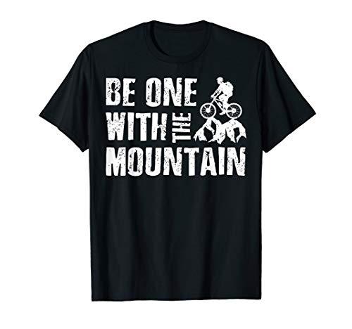 Mountainbike Radsport Spruch Radfahrer Geschenk T-Shirt