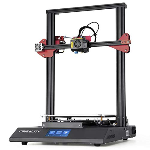 Bxvaty Creality CR-10S PRO 3D Printer with Auto Resume Print Auto Leveling Function and Improved Filament Sensor Silent Motherboard Teflon Tube 300x300x400mm Print Size 3D Printer DIY Kits