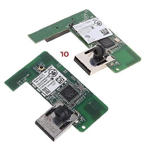QTJUST Tarjeta de Red de Repuesto WiFi inalámbrica Interna Delgada para 360 Slim ps5 accessoire