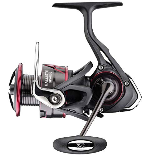 Daiwa Ballistic LT 6.2:1 Freshwater Left/Right Hand Spinning Reel - BLSLT2500D-XH