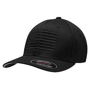 Eagle Six Gear Ultimate American Flag Hat – The Blackout Flexfit USA Flag Hat