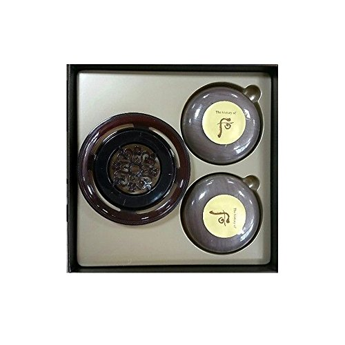 The History of Whoo Spa Cleansing Bar set (150g x 2) [Misc.]