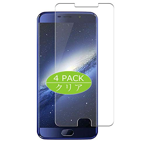 VacFun 4 Piezas Claro Protector de Pantalla, compatible con Elephone S7 Mini,...