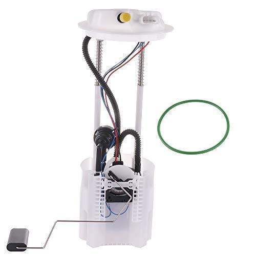 ECCPP Electric Fuel Pump Module Assembly w/Sending Unit Replacement for Ram 1500 2500 3500 2011 2012 2013 2014 2015 V8 5.7L 6.4L E7275M
