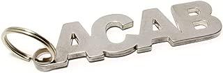 ACAB key chain fob Keyring Pendant DUB OEM JDM The Shocker
