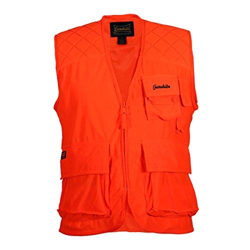 Gamehide Sneaker Big Game Vest Blaze Orange, X-Large