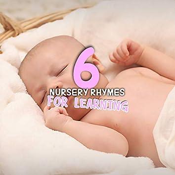 #6 Kids Favorite Nursery Rhymes for Learning