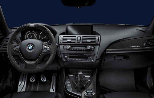 BMW MPerformance Lenkrad Alcantara m. Carbonblende und Race-Display für Fahrzeuge mit Sport-Automatikgetriebe