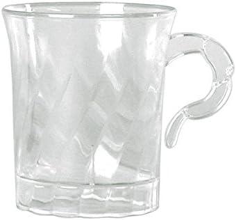 Classicware Coffee Special sale Sale item item Cup 8 Clear Oz