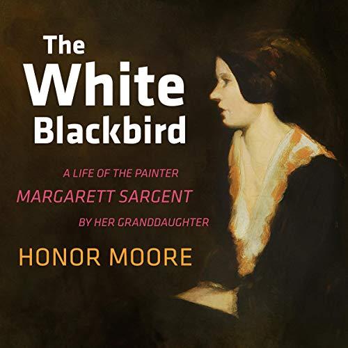 The White Blackbird audiobook cover art