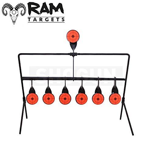 RAM SPINNER TARGET 7 PLATES