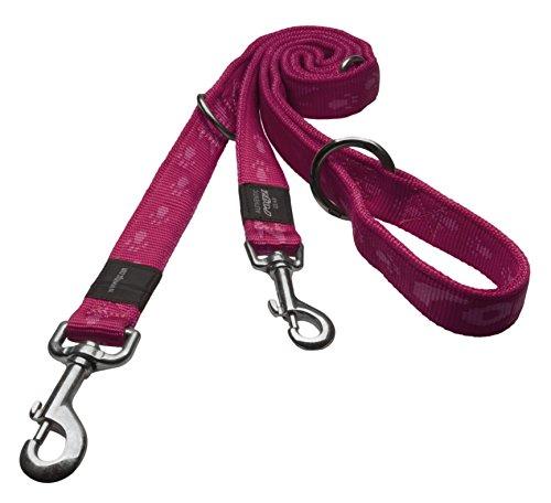 Rogz HLM25-K Alpinist Leine/K2, L, rosa