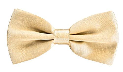 DATO Réglable Pour Hommes Femmes Nœud Papillon Bowtie Cravate Lavallière Satin