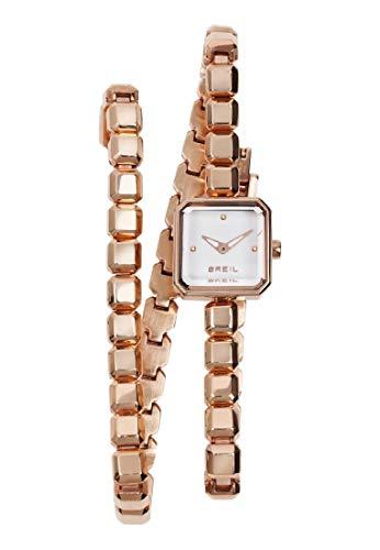 Orologio BREIL per donna PURE WATCHES con bracciale in acciaio, movimento...