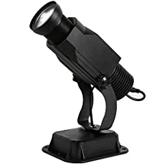 Professional Optics System: Consists of top quality lens, OSRAM LED and glass gobo, HILITING LED Gobo light produces stable luminous beam in high intensity, projecting your artwork as HD image everywhere, no problem for dim or bright lighting conditi...