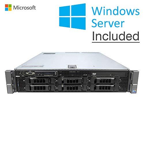 Dell POWEREDGE R710 6*LFF 2xIntel Xeon 6Core Processor L5640, 32GB DDR3ECC Reg, HDD 2X 2TB SAS 3,5