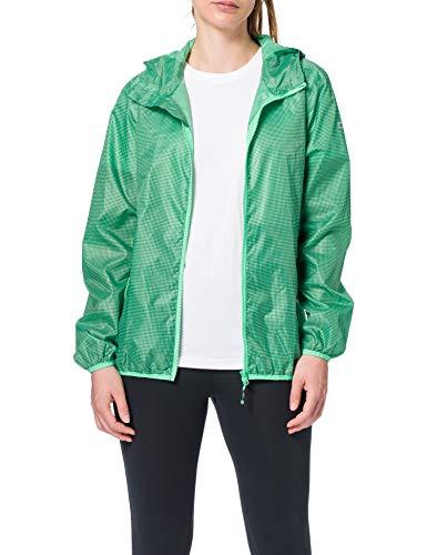 CMP Veste Coupe-Pluie 3000 3X57726 Femme, Green Tea-Avocado, FR : XL (Taille Fabricant : 44)