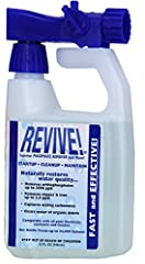REVIVE! Swimming Pool Phosphate and Algae Remover Chemical For Pools - 32 oz REVIVE! is an excellent initial water treatment to eliminate potential problems in new pools, spring starts and well-source water. REVIVE! is a superior spot treatment to cl...