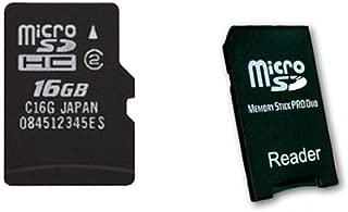 Komputerbay 16GB MicroSD / MicroSDHC (TF) FOR Nokia 7500 Prism 16 GB