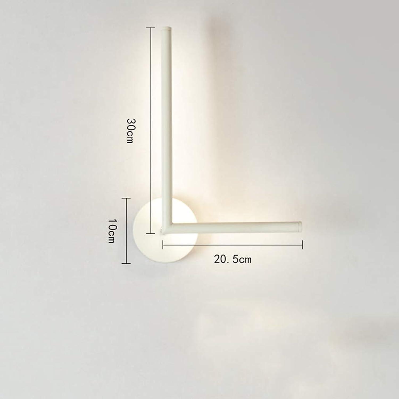 SAC d'épaule Wandlampe, Schlafzimmer-Nachttischlampe, Wanddekoration für das Wohnzimmer, Hngelampe,Weiß