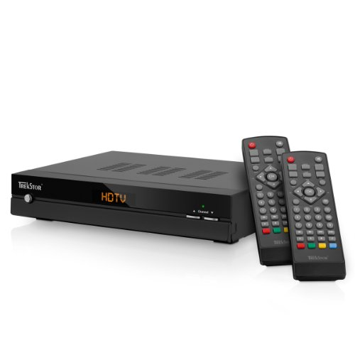 TrekStor Talon S2 HDTV SatReceiver schwarz