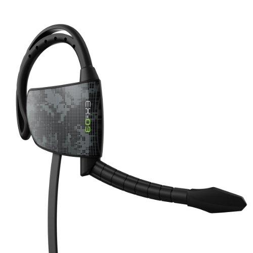 Gioteck EX-03 Mono-Ear oorhaak, in het oor met microfoon, koptelefoon met microfoon (gameconsole, oorhaak, in het oor, draaibaar, in het oor)