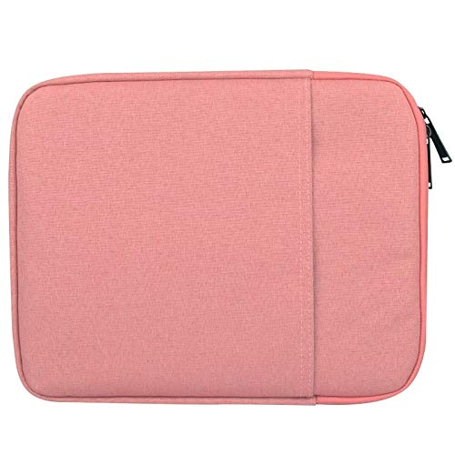 Shockproof Tablet Liner Sleeve Pouch Bag Cover, For iPad Mini 1/2 / 3/4 ND00 8 inch (Black) durable (Color : Pink)