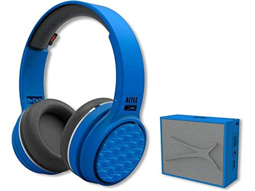 Auricular+Altavoz Altec Play Blue