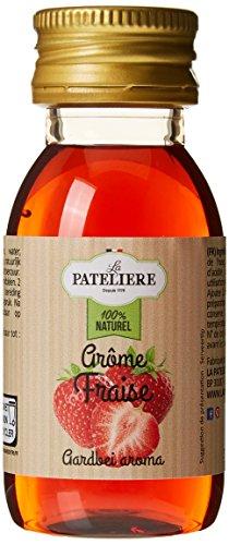 LA PATELIERE Arôme Naturel Fraise 60 ml