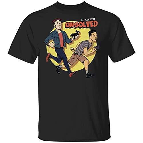 HUANG Buzzfeed Unsolved koszula, T-shirt