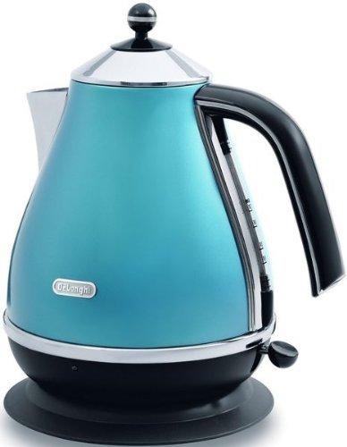DeLonghi KBO 2001 B Wasserkocher 2000 Watt, blau