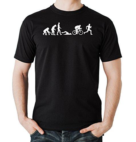 Certified Freak Triathlon Evolution T-Shirt Black L