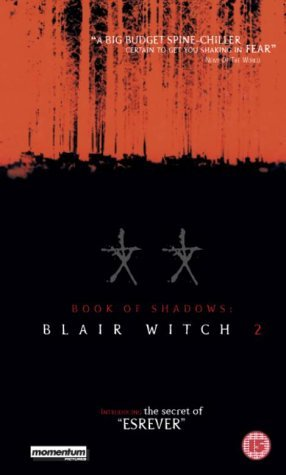 Book of Shadows - Blair Witch 2 [DVD] [2000] by Jeffrey Donovan