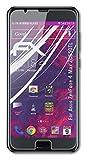 atFolix Glasfolie kompatibel mit Asus ZenFone 4 Max ZC550TL Panzerfolie, 9H Hybrid-Glass FX Schutzpanzer Folie