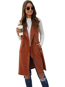 Best long sleeveless jacket Reviews