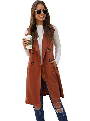 Long Casual Jacket for Women's