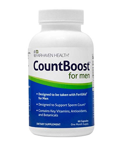 CountBoost for Men Fertility Supple…