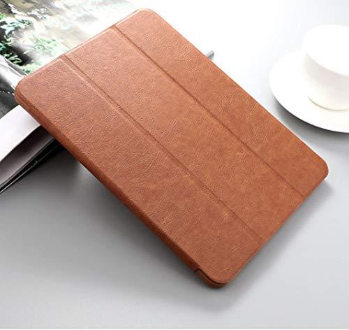 Poooooi Adecuado para iPad AIR4 10,9 Pulgadas Resistencia A La Caída De La Tableta Caso Hardbanding Flip Pluma Estela Bandeja Sleep Suavizar Cáscara Suave PU,iPad air4 10.9