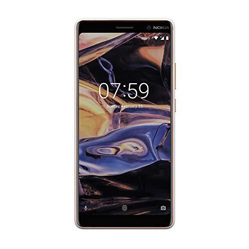 Nokia 7 Plus 64GB Blanco Desbloqueado
