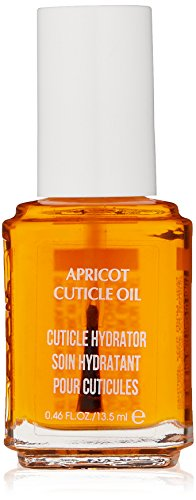 essie apricot cuticle oil cuticle hydrator, nourish + soften, 0.46 fl. oz, 13.5ml (1 count)