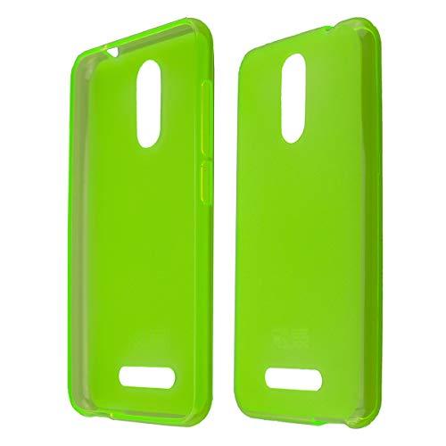 caseroxx TPU-Hülle für Gigaset GS160 / GS170, Tasche (TPU-Hülle in grün)