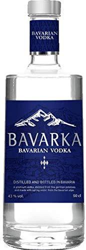BAVARKA Bavarian Wodka (1 x 0.5 l)