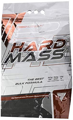 Trec Nutrition Hard Mass, Nährpräparat - Geschmack: Schokolade, 2.8 kg