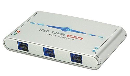 Lindy FireWire Hub - 3 Port IEEE1394b FireWire...