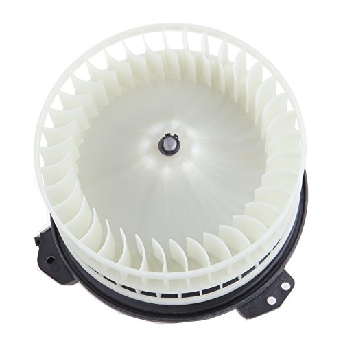 HVAC plastic Heater Blower Motor w/Fan Cage ECCPP fit for 1996-2000 Chrysler Town & Country 1996-2000 Dodge Caravan/Dodge Grand Caravan 1996-2000 Plymouth Grand Voyager 1996-2000 Plymouth Voyag